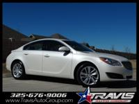 This outstanding example of a 2015 Buick Regal PREMIUM