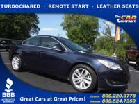 Used 2015 Buick Regal,  DESIRABLE FEATURES:   LEATHER