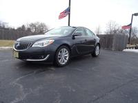 2015 BUICK REGAL CXL TURBO This Automobile Qualifies