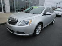 Recent Arrival! 2015 Buick Verano Quicksilver Metallic