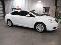 2015 Buick Verano White ABS brakes, Compass, Electronic