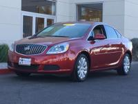 2015 Buick Verano Odometer is 18452 miles below market