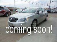 2015 Buick Verano Clean CARFAX. Vehicle Highlights