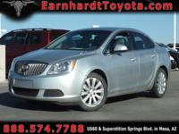 We are delighted to offer you this 1-OWNER 2015 BUICK