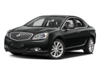 Options:  2015 Buick Verano|Dark Sapphire B/|V4 2.4L