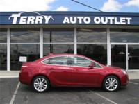 This 2015 Buick Verano / Front Wheel Drive (FWD) /