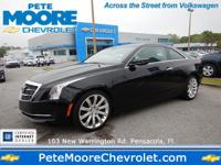 This 2015 Cadillac ATS Coupe Standard RWD is proudly