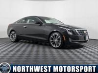 Clean Carfax Two Owner Coupe with Backup Camera!