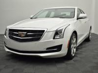 Recent Arrival! 2015 Cadillac ATS 2.0L Turbo Luxury