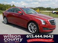 2015 Cadillac ATS 2.0L Turbo Luxury 2.0L Turbo I4 DI
