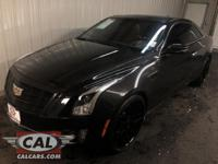 Options:  2015 Cadillac Ats 2Dr Cpe 2.0L Luxury Awd|4
