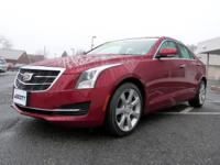 2015 Cadillac ATS LUXURY ALL WHEEL DRIVE WITH