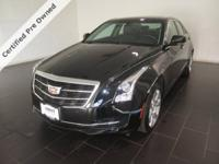 2015 Cadillac ATS 2.0L Turbo Luxury AWD with *BRAND NEW