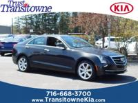 New Price! This 2015 Cadillac ATS 2.0L Turbo Luxury in