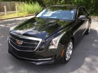 This used 2015 Cadillac ATS Sedan Luxury RWD is located