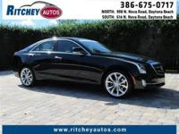 LOW MILEAGE 2015 CADILLAC ATS SEDAN PERFORMANCE