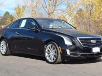 This 2015 Cadillac ATS Coupe Performance comes with