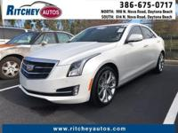 LOW MILEAGE 2015 CADILLAC ATS SEDAN PREMIUM AWD**CLEAN