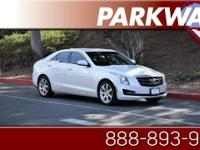 Clean CARFAX. COME SEE WHY PEOPLE LOVE PARKWAY, WE ARE