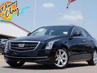 2015 Cadillac ATS Black Raven 6-Speed Automatic ATS