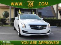 Options:  2015 Cadillac Ats Sedan Is The Perfect