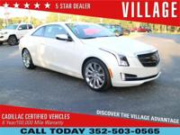 Village Cadillac is pleased too offer this 2015