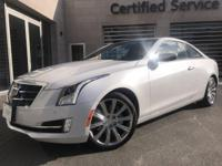 cadillac certified- Top of the line Premium model with
