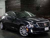 Certified. Please consider this beautiful 2015 ATS as