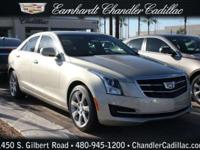 2015 Cadillac ATS Car 2.0 L Turbo Luxury. Our Location