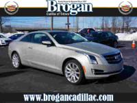 You can't go wrong with this amazing 2015 Cadillac ATS