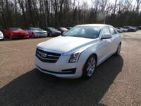 CARFAX One-Owner. Certified. 2015 Cadillac ATS 2.5L RWD