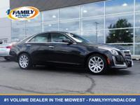 Check out this 2015 Cadillac CTS Luxury AWD. Its