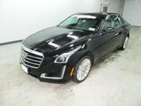 Options:  2015 Cadillac Cts 2.0L Turbo
