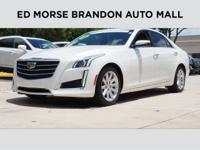 This 2015 Cadillac CTS Sedan Luxury RWD is offered to