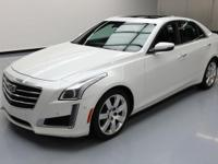 This awesome 2015 Cadillac CTS comes loaded with the