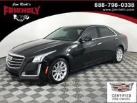 Recent Arrival! CTS 2.0L Turbo Luxury, AWD, Black, Jet