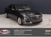 This 2015 Cadillac CTS Sedan Luxury AWD comes complete