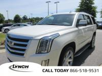 OVERVIEW This 2015 Cadillac Escalade 4dr 4WD Luxury