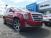Giant Chevrolet is proud to offer this 2015 Cadillac