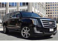 This Cadillac Escalade is one that you really need to