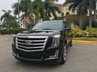 2015 CADILLAC ESCALADE ESV LUXURYCOMPLETELY LOADED WITH