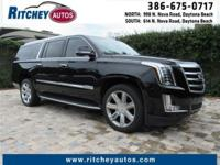 FLORIDA OWNED 2015 CADILLAC ESCALADE ESV LUXURY**CLEAN