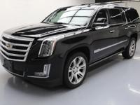 2015 Cadillac Escalade with 6.2L V8 DI Engine,Automatic