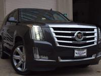 Feel right at home behind the wheel of this Cadillac