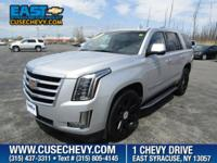 Check out this 2015 Cadillac Escalade Luxury. Its