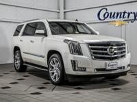 Escalade... Luxury... 4WD... 6.2 V8... Leather...
