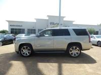 Options:  2015 Cadillac Escalade Luxury|Silver Coast