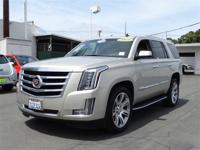 **THE ULTIMATE LUXURY SUV**    SERVICES UP TO DATE,