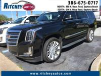 LOCALLY OWNED 2015 CADILLAC ESCALADE PLATINUM 2WD**ONE