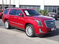 CARFAX 1-Owner, Cadillac Certified, LOW MILES - 29,286!